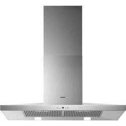 AEG X69264MK1 Low-profile Shelf-style 90cm Chimney Cooker Hood Stainless Steel
