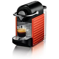 Krups XN300640 Nespresso Pixie Coffee Machine Red