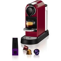 Krups XN740540 Nespresso CitiZ Coffee Machine Red