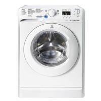 Indesit XWA81252XW White 8kg 1200rpm Freestanding Washing Machine