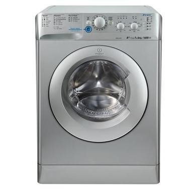 GRADE A2 - Light cosmetic damage - Indesit XWC61452S Freestanding Washing Machine in White
