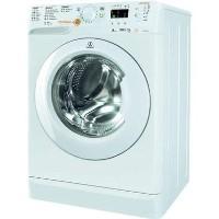 Indesit XWDA75128XW 7kg Wash 5kg Dry Freestanding Washer Dryer - White