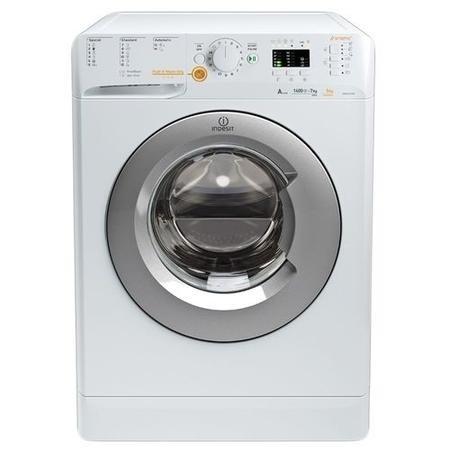 Indesit Xwda751480 7kg Wash 5kg Dry Freestanding Washer