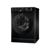 Indesit XWDE751480XK 7kg Wash 5kg Dry 1400rpm Freestanding Washer Dryer-Black