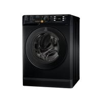 Indesit XWDE751480XK 7kg Wash 5kg Dry 1400rpm Freestanding Washer Dryer Black
