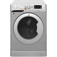 Indesit XWDE751480XS 7kg Wash 5kg Dry 1400rpm Freestanding Washer Dryer Silver