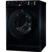 Indesit XWDE861480XK 8kg Wash 6kg Dry 1400rpm Freestanding Washer Dryer - Black
