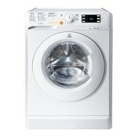 Indesit XWDE861680XW 8kg Wash 6kg Dry Freestanding Washer Dryer White