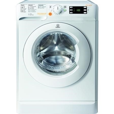 Indesit XWDE961680XW Innex 9kg Wash 6kg Dry 1600rpm Freestanding Washer Dryer - White