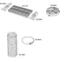 Neff Z5143X5 Recirculating Filter Kit