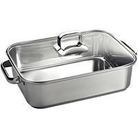 Neff Z9410X1 Stainless Steel Roasting Pan For Induction Hobs