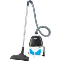 Zanussi ZAN1930UEL CyclonClassic Pet Cylinder Vacuum Cleaner White & Blue