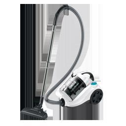 Zanussi ZAN7802EL CyclonPower Bagless Cylinder Vacuum Cleaner White