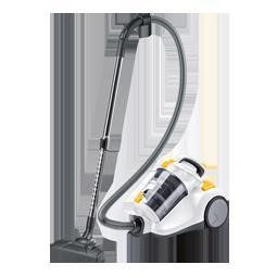 Zanussi ZAN7860UKE Vacuum Cleaner in Ice white