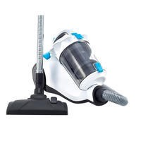 Zanussi ZAN7880UKEL Pet Cylinder Vacuum Cleaner Ice White & Blue