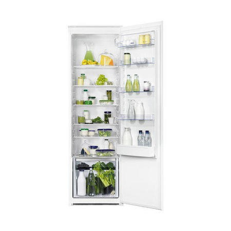 Zanussi ZBA32050SA 54cm Wide Integrated In-Column Fridge - White