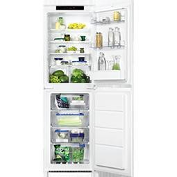 GRADE A2 - Zanussi ZBB27650SA 50-50 Integrated Fridge Freezer