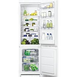 Zanussi ZBB28441SA 70-30 Integrated Fridge Freezer