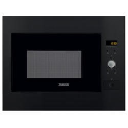Zanussi ZBM26542BA Built-in inclusive frame Microwave Oven in Black