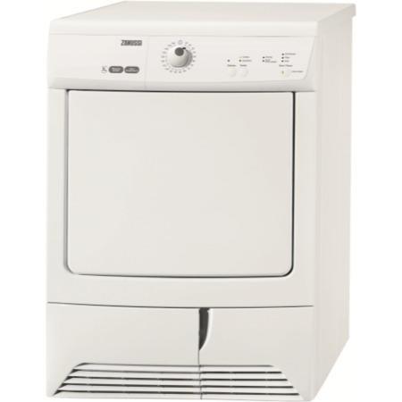 Zanussi Zdc37202w 7kg Freestanding Condenser Tumble Dryer