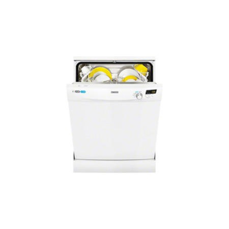 Zanussi ZDF14001WA 12 Place Freestanding Dishwasher White