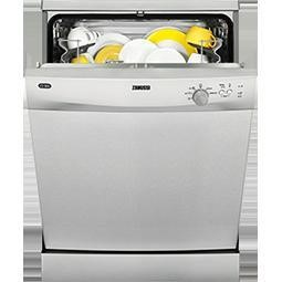Zanussi ZDF21001XA 13 Place Freestanding Dishwasher Stainless Steel