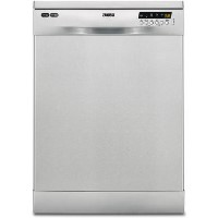 Zanussi ZDF26004XA 13 Place Freestanding Dishwasher - Stainless Steel Best Price, Cheapest Prices