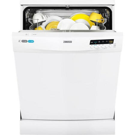 Zanussi ZDF26011WA 13 Place Freestanding Dishwasher White