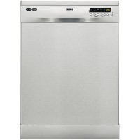 Zanussi ZDF26020XA 13 Place Freestanding Dishwasher - Stainless Steel Best Price, Cheapest Prices