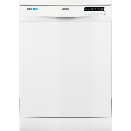 GRADE A2 - Zanussi ZDF36001WA 14 Place Freestanding Dishwasher With Cutlery Tray And A++ Energy - White