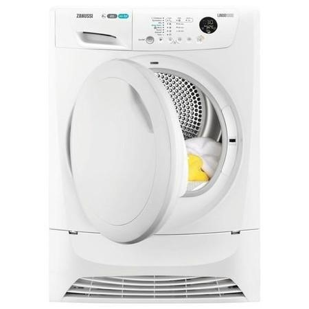 Zanussi ZDH8333PZ 8kg Freestanding Heat Pump Tumble Dryer - White