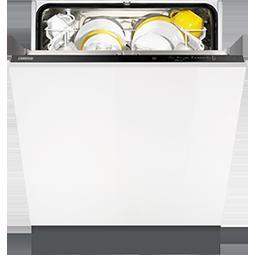 Zanussi ZDT13012FA 13 Place Fully Integrated Dishwasher