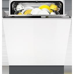 Zanussi ZDT26010FA 13 Place Fully Integrated Dishwasher