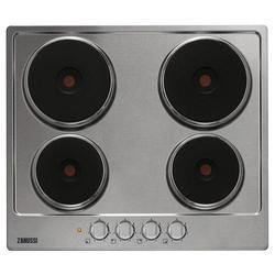 Zanussi ZEE6940FXA 4 Zone Sealed Plate Hob In Stainless Steel