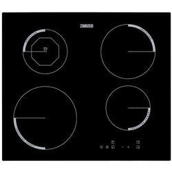 Zanussi ZEI6840FBA Touch Control 59cm Four Zone Induction Hob - Black