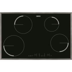 Zanussi ZEI8640XBA Four Zone 77cm Induction Hob Stainless Steel Frame