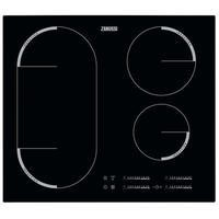 Zanussi ZEM6740FBA 59cm Touch Control Induction Hob With Bridge Zone