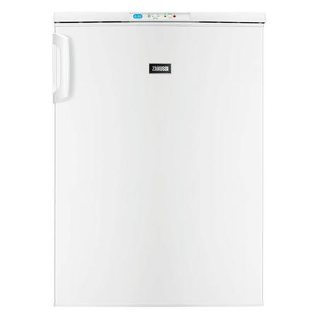 Zanussi ZFT10210WA 60cm Wide Freestanding Under Counter Frost Free Freezer - White