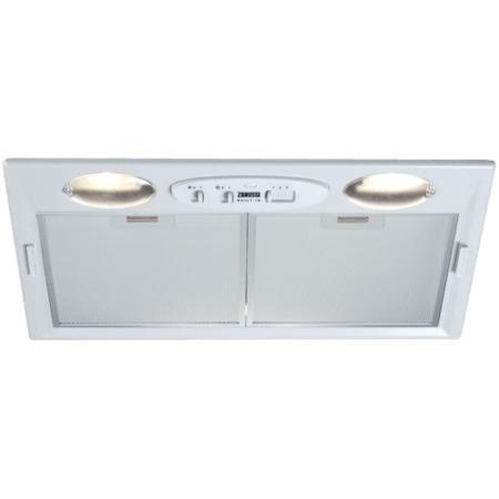zanussi zhg51260ga 52 cm wide canopy cooker hood grey. Black Bedroom Furniture Sets. Home Design Ideas