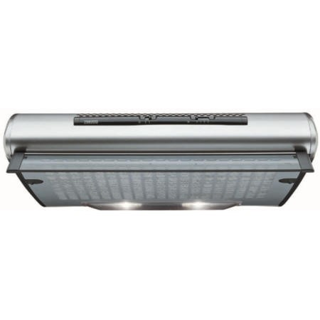 Zanussi ZHT610X 60cm wide Conventional Cooker Hood Stainless Steel
