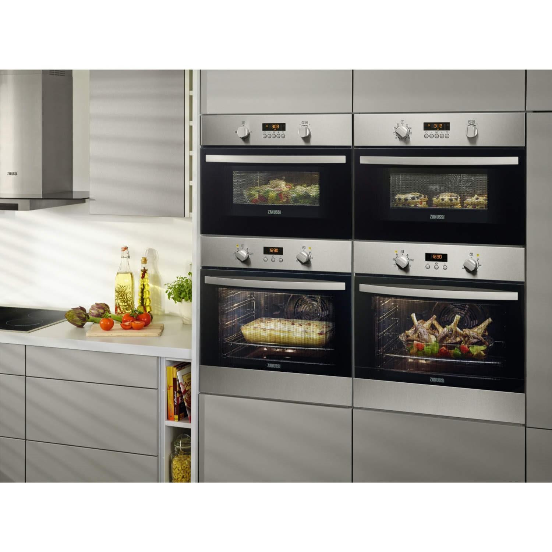 Zanussi Zkc44500xa Built In Combination Microwave Oven
