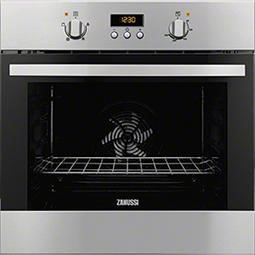 Zanussi ZOB35361XK Electric Built-in  in Stainless steel with