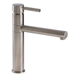 Zoom ZP1015 Modena Single Lever Brushed nickel Mixer Tap