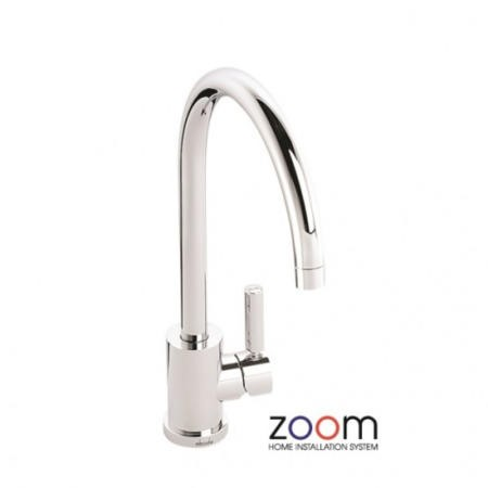 Zoom ZP1046 Atlas Single Lever Chrome Mixer Tap