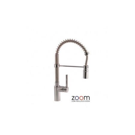 Zoom ZP1058 Ratio Professional Single Lever Chrome Mixer Tap