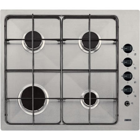 Zanussi ZPGF4030X Electric Fan Oven And Gas Hob Pack Stainless Steel