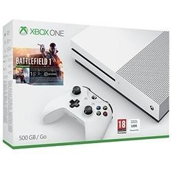 Xbox One S 500GB Console with Battlefield