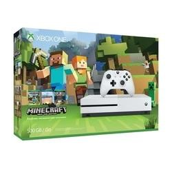 Xbox One S with Minecraft