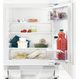 Zanussi ZQA14031DA 82x60cm Integrated Under Counter Fridge