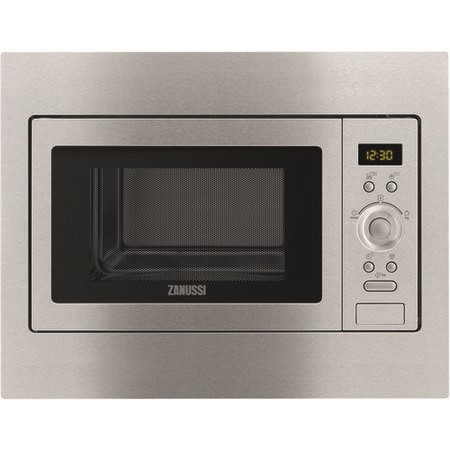 Zanussi ZSC25259XA Built-in Microwave Oven - Anti-fingerprint Stainless Steel